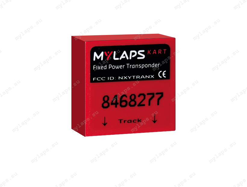 Транспондер MYLAPS Kart Fixed Power (ранее Датчик AMB TranX140)