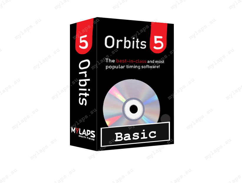 Программное обеспечение для мотокросса Orbits 5 Basic